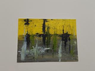 abstarct on canvas