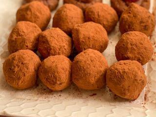 شوكليت ترافل choclate truffles