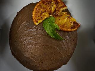 CLUB Orange cake