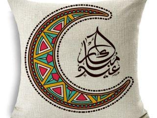 وجوه مخدات العيد