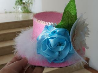 kids tea party hats