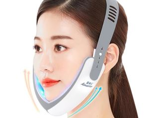 V-Shape facial massager