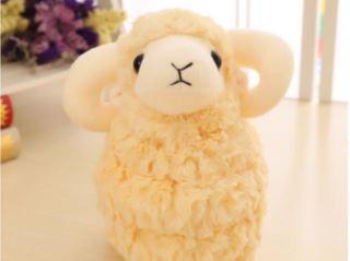 Lamb stuffed animal 🐑