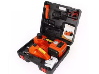 5 ton electric car jack with electric impact wrench