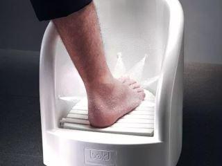جهاز الوضوء لغسل القدمين