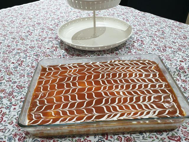 Tres Leches Turkish Cake