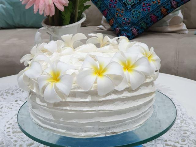 Chiffone Cake