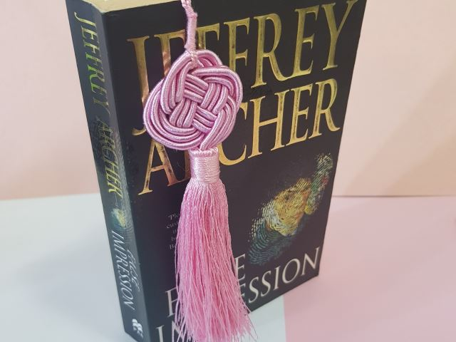 bookmark (handmade)