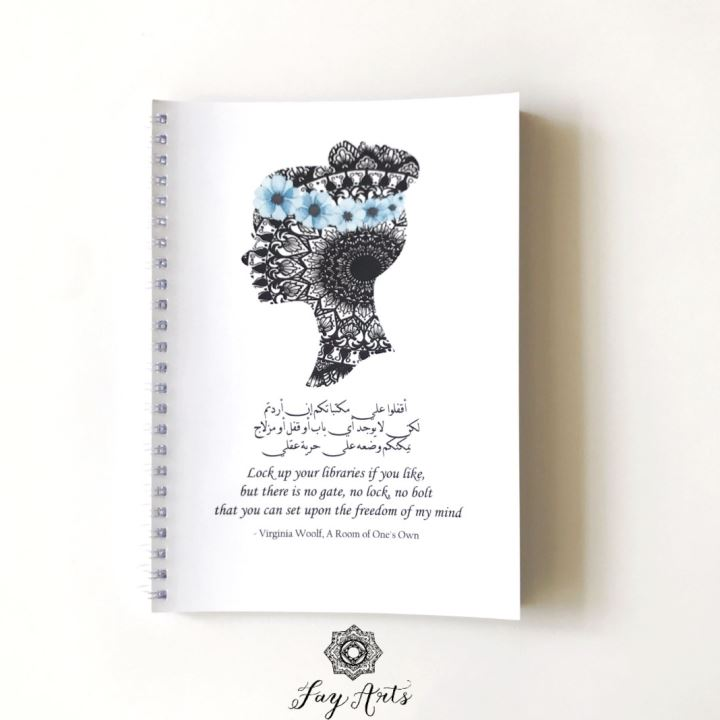 Virginia Woolf Notebook