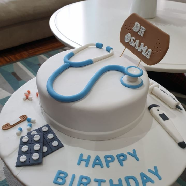 Occassions & Occupations Cake