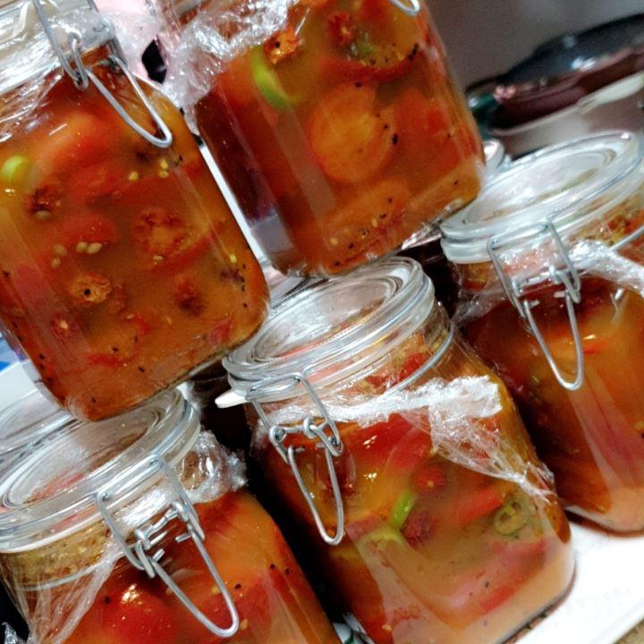 آجار مخلل الطماط