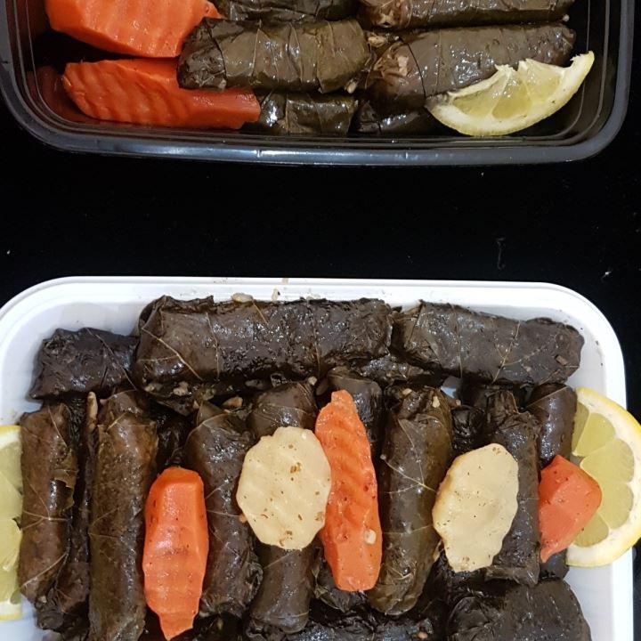 ورق عنب بالطعم السوري الممتاز