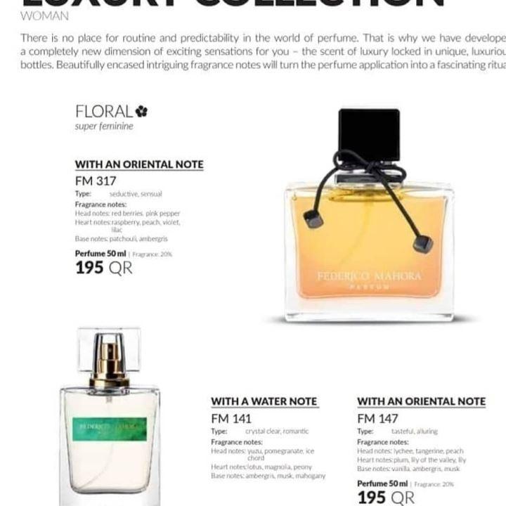 عطور نسائية روعة luxury  collection