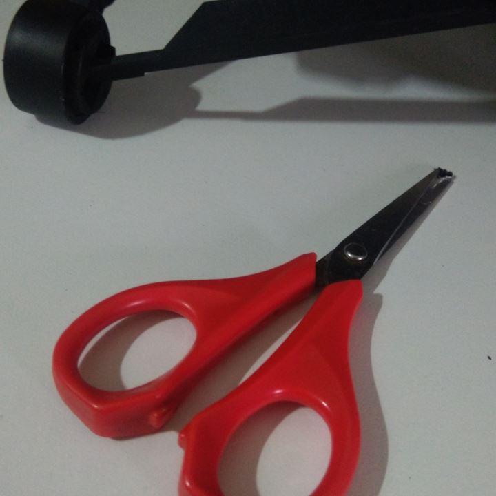 Handmade scissors