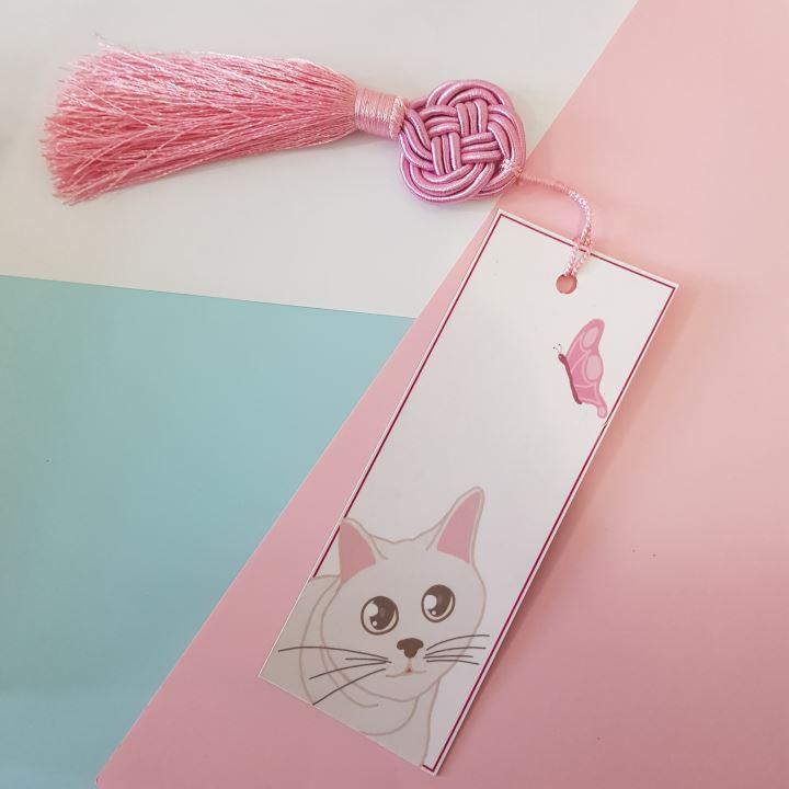 bookmark cat