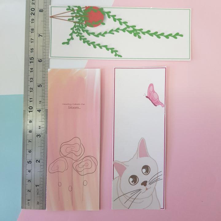 bookmark plant