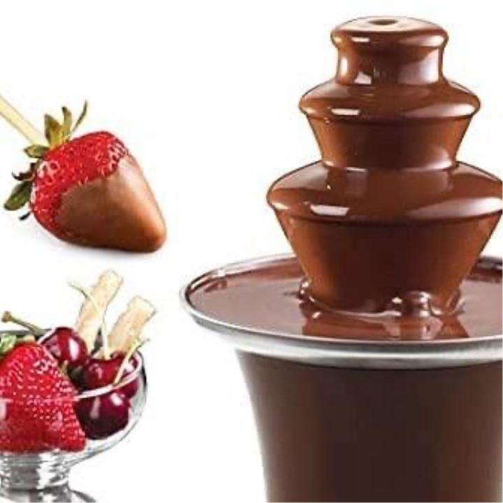 نافورة الشوكولاته